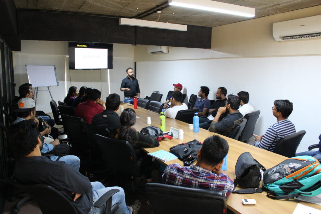 The Test Tribe Mumbai Meetup