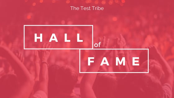 The Test Tribe Hall Of Fame