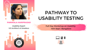 Usability Testing Workshop