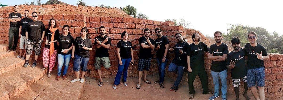 TestAway Goa squad