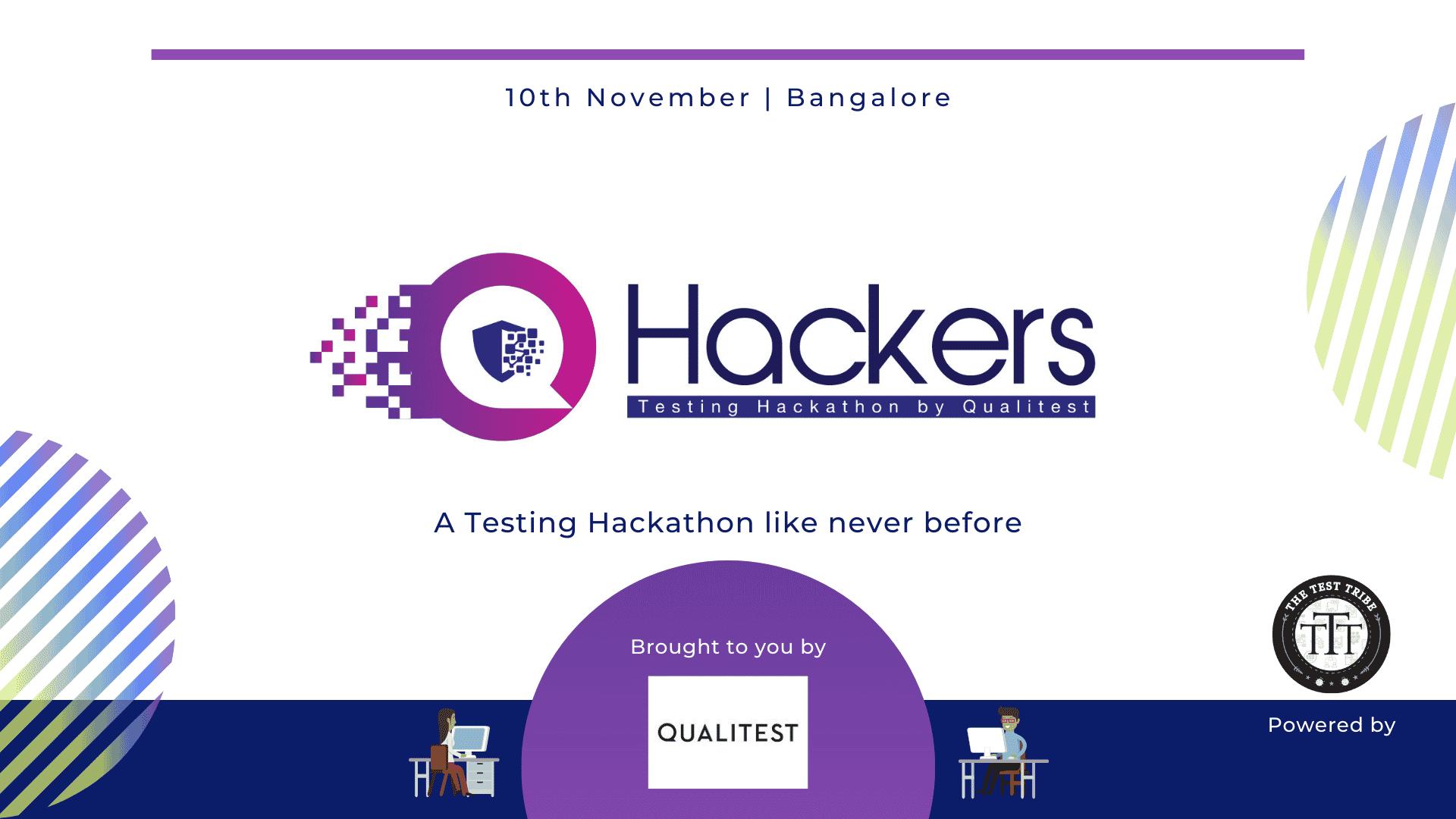 QHackers Software Testing Hackathon