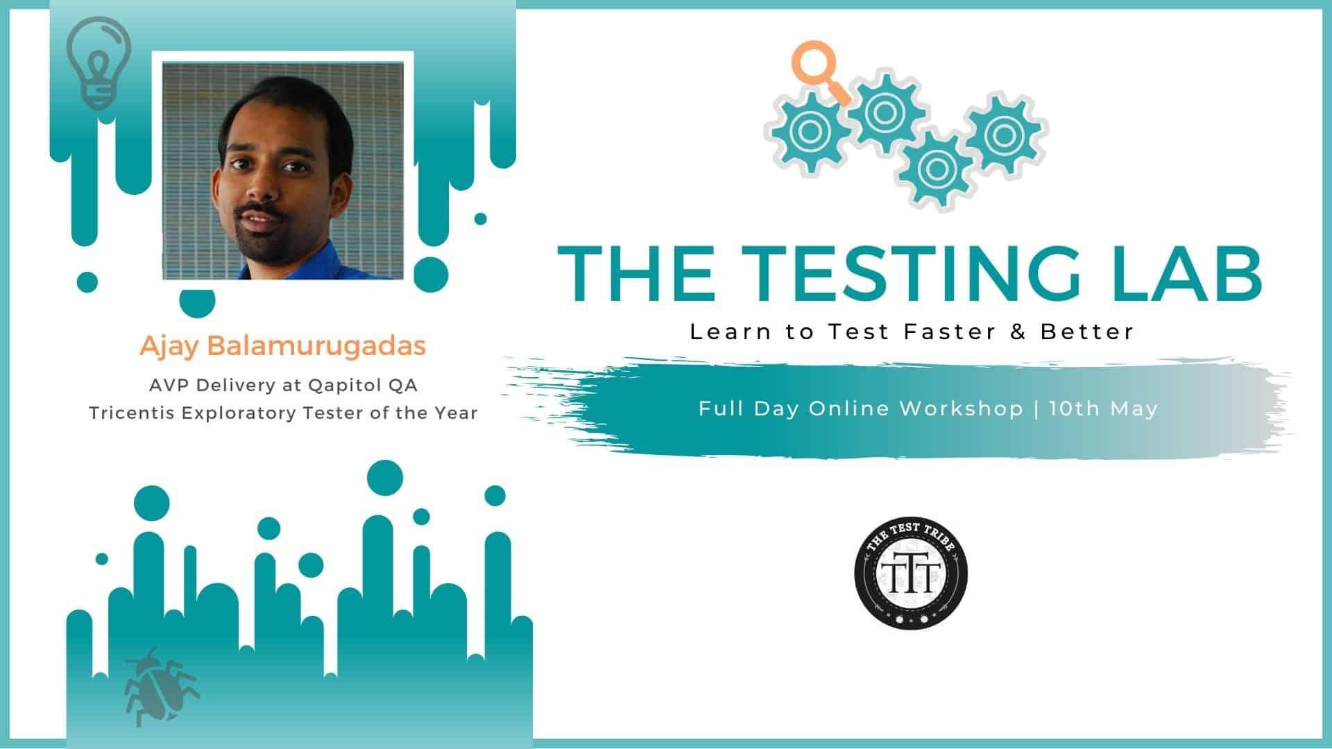 The Testing Lab Virtual