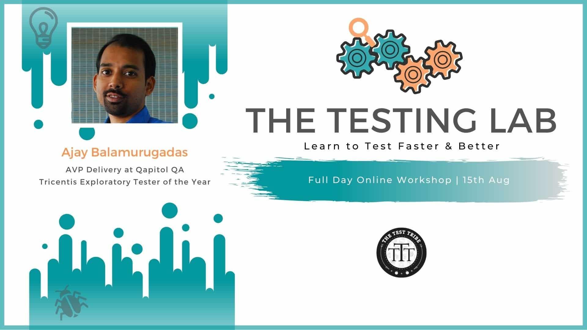 Software Testing Workshop